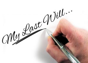 Writing a Will when cohabiting